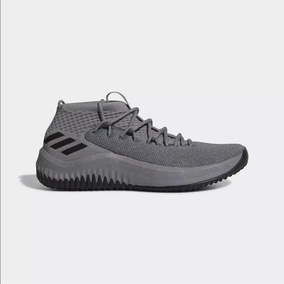 eb61b8ad62f Adidas Dame 4 Basketball Shoes Damian Lillard Mid